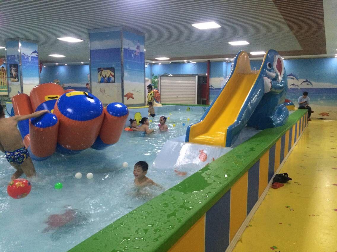 室内恒温儿童水上乐园发展前景好不好?