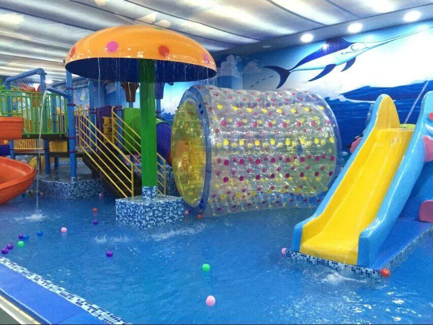 室内恒温儿童水上乐园发展前景怎么样