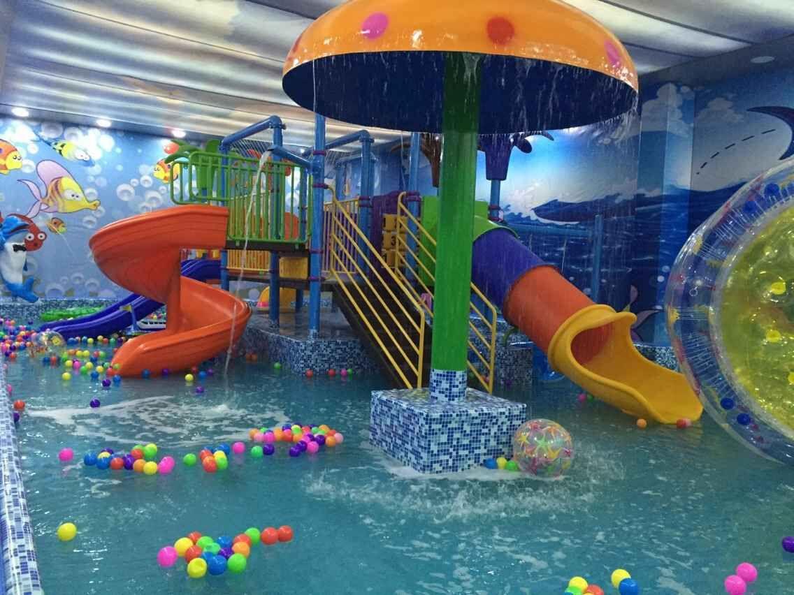 室内儿童水上乐园怎么装修,多少钱?