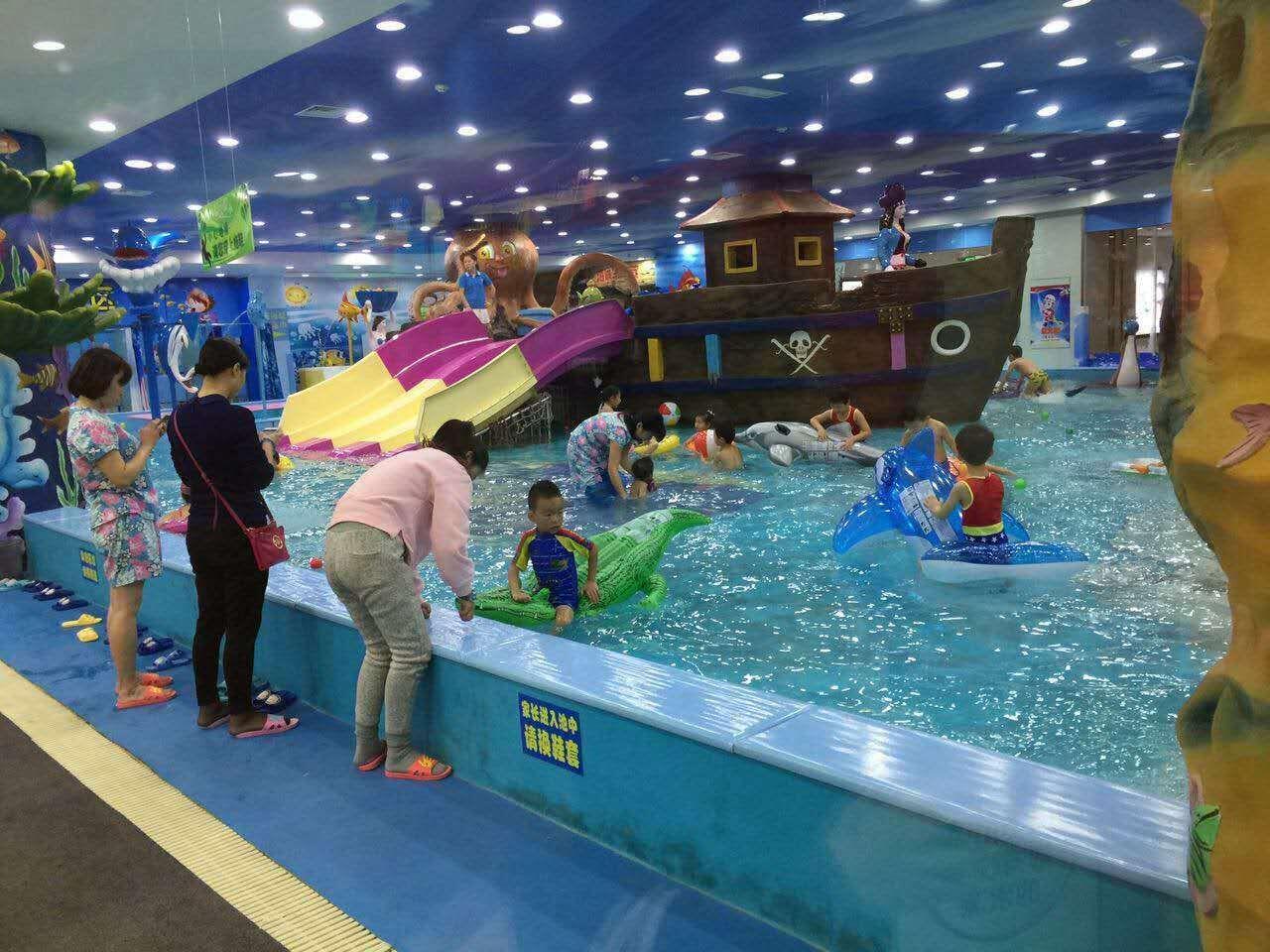 儿童水上乐园对于装修设计施工有哪些要求的呢?